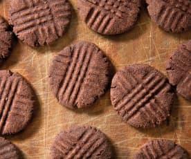 Chocolate Orange Biscuits (No Added Sugar)