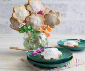 Biscuit pops