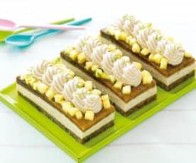 Gâteau aux peaux de banane