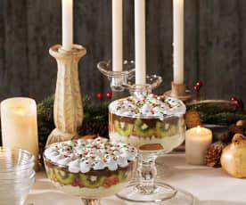 聖誕查佛蛋糕