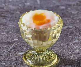 Huevos tibios