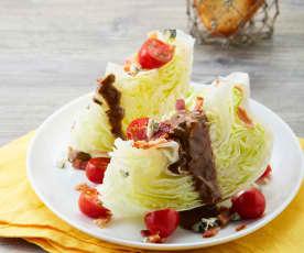 Wedge salad para 2