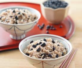 黑豆糙米飯