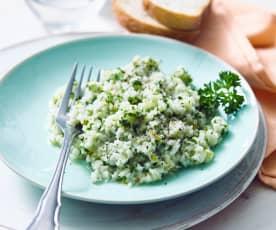 Kohlrabi-Birnen-Salat