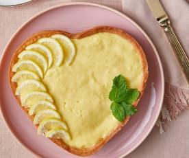 Cuore al limone (senza lattosio)