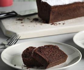 Cake de chocolate cuatro cuartos
