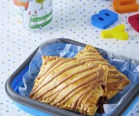 Pop-tarts de canela caseras