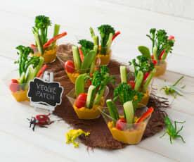 Eat your veggie gardens