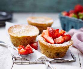 Schoko-Cheesecakes