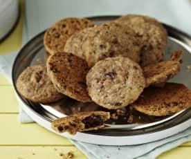 Haselnusscookies
