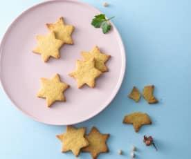 椰子榛果餅乾(無麩質)