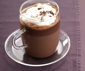 Brandy Hot Chocolate