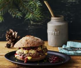 Hütten-Burger