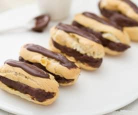 Petisús de chocolate (Sin azúcar)