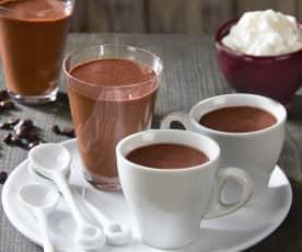 Mousse al caffè (senza lattosio)