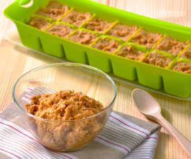 Ragù di carne per le prime pastine asciutte (10-12 mesi)