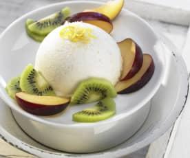Joghurtmousse Vanille