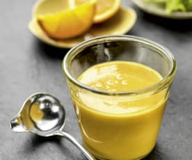 Orange Curry Dressing