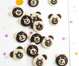 Bolachas panda