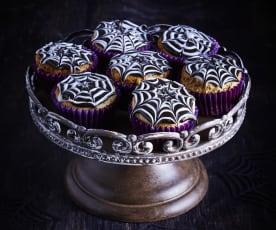 Muffiny s pavučinou