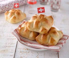 瑞士國慶麵包