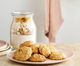 Mix para biscoitos e biscoitos