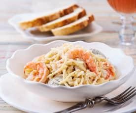 Espagueti del mar