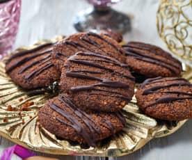Lebkuchen-Cookies