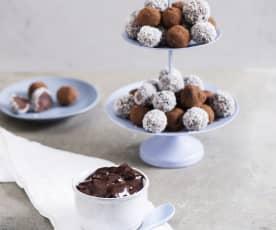 Ganache czekoladowy