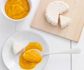O 1º queijo fresco