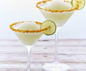 Margarita with Citrus Dust