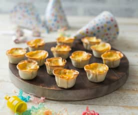 Little lasagne cups