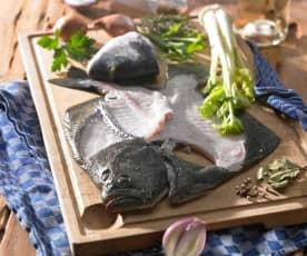 Fischbrühe