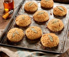 Paleo Sausage Breakfast Biscuits