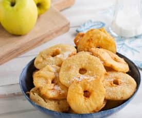 Fritos de manzana (HESTAN CUE)