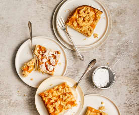 Streusel-Cheesecake