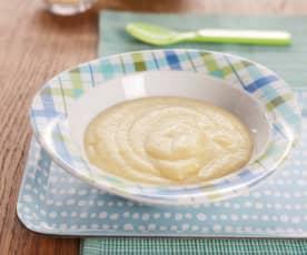 Crema di latte e riso (5-6 mesi)