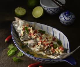 泰式檸檬魚