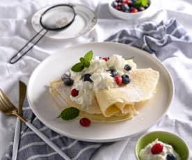 法式可麗餅(無麩質)