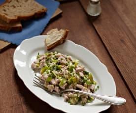 Rheinischer Wurstsalat