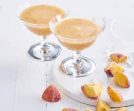 Mocktail de pêssego