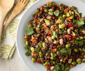 Chopped Asian Salad