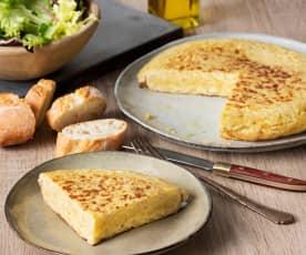 Tortilla de patatas (HESTAN CUE)