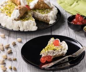 Cheesecake al cannolo siciliano
