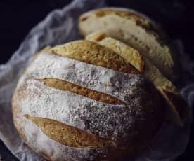 Weizen-Buttermilch-Brot