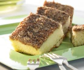 Buttermilchkuchen mit Nuss