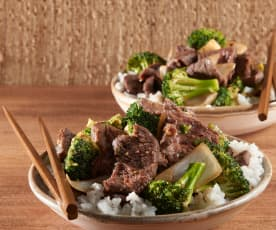 Beef and Broccoli Sauté