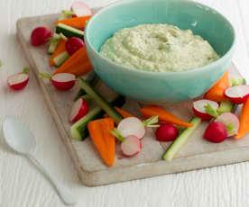 White Bean and Feta Dip