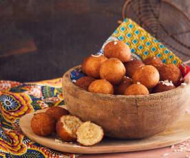 Beignets coco sénégalais