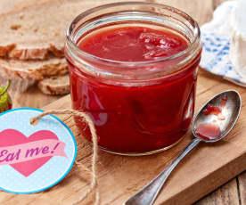 Erdbeer-Tomaten-Relish
